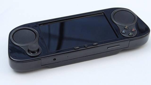 SMACH Z, la consola portátil para juegos de Steam, consigue financiarse