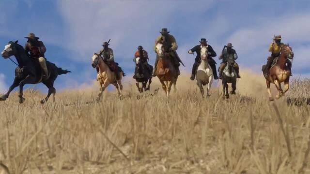 Primer tráiler de Red Dead Redemption 2: vuelve el Salvaje Oeste