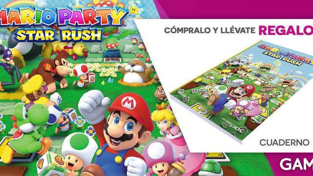 GAME detalla sus incentivos por reserva para Paper Mario: Color Splash y Mario Party: Star Rush