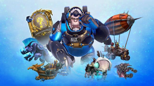 Blizzard detalla sus regalos por la Entrada Virtual de BlizzCon