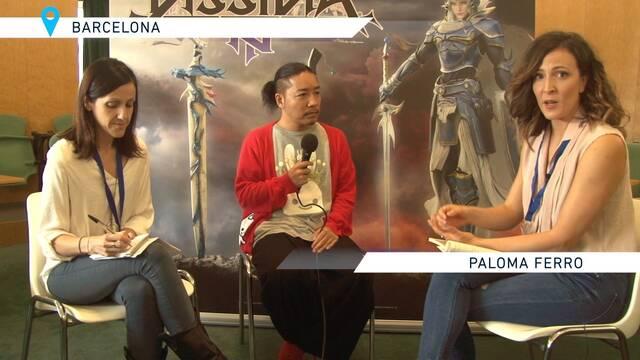 Vandal TV: Entrevista con el productor de Dissidia Final Fantasy NT en BGW