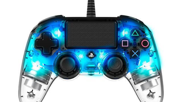 NACON presenta el Wired Compact Controller con licencia oficial para PS4