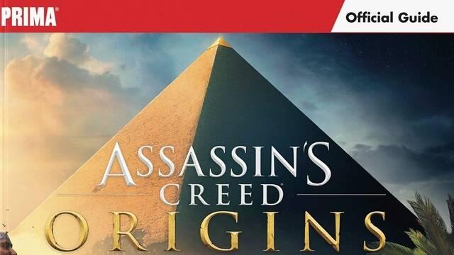 Anunciada la guía oficial de Assassin's Creed Origins