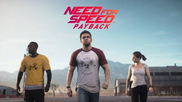 Need for Speed Payback estrena un tráiler con más detalles de su historia