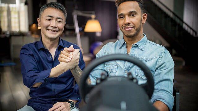 Lewis Hamilton asesorará a los jugadores de Gran Turismo Sport