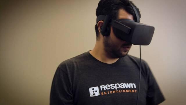 Los creadores de Titanfall trabajan en un juego para Oculus