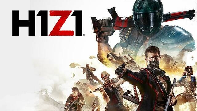H1Z1: King of the Kill pasa a ser H1Z1