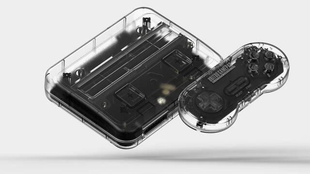 Super Nt de Analogue, la consola retro compatible con cartuchos originales