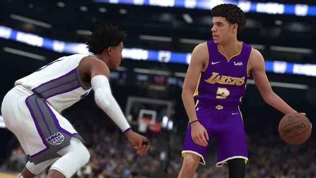 NBA 2K18 predice la temporada NBA 2017-2018