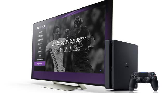 PlayStation ya es compatible con la app de fútbol Bein Connect