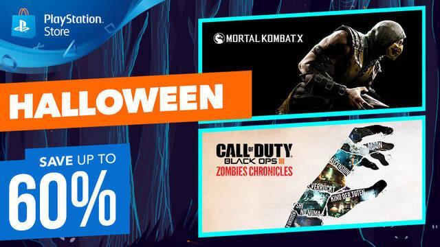 Resident Evil 7, Outlast 2 y más, en las ofertas de Halloween en PS Store