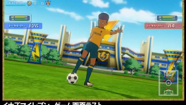 Inazuma Eleven Ares llegará en 2018 a PS4, Switch, iOS y Android