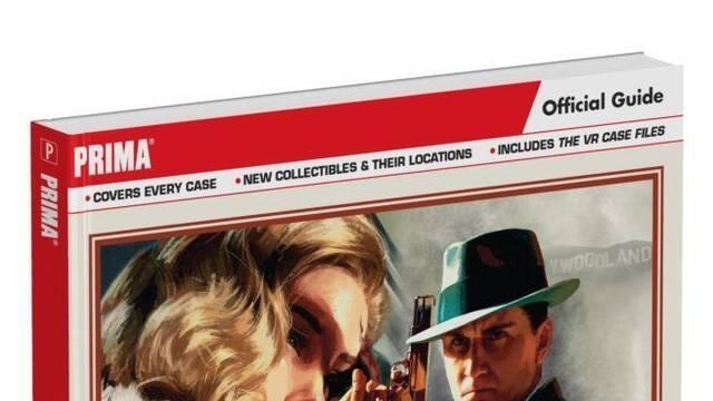 El relanzamiento de L.A. Noire tendrá una guía completa de Prima
