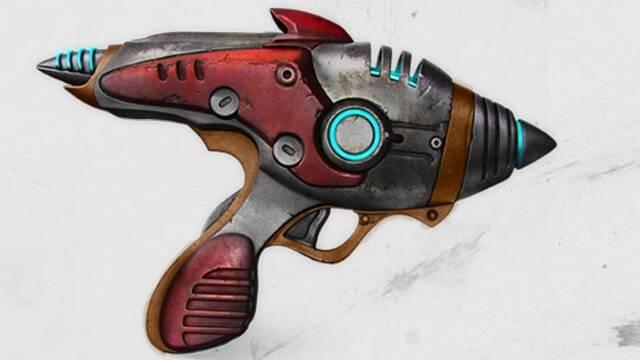 Ya puedes reservar una réplica del Alien Blaster de Fallout 4