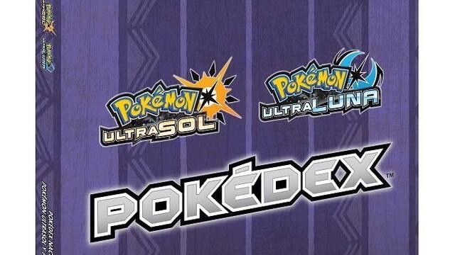 Anunciada la guía Pokédex Nacional de Pokémon Ultrasol y Ultraluna