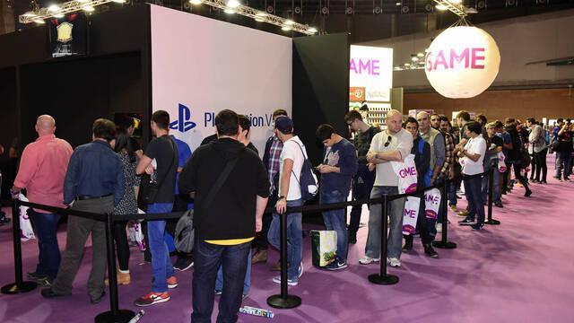 PlayStation estará en Madrid Gaming Experience