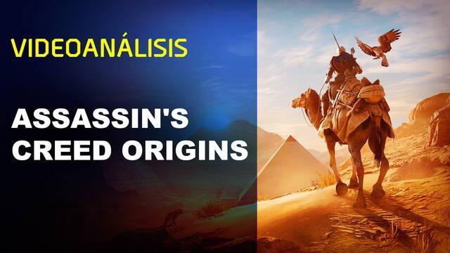 Vandal TV: Videoanálisis de Assassin's Creed Origins