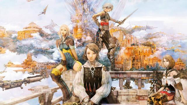 Final Fantasy XII: The Zodiac Age supera el millón de unidades vendidas