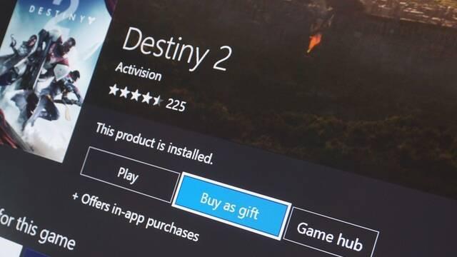 Así puedes regalar juegos a amigos de Xbox Live