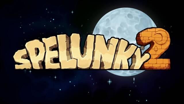 Spelunky 2 se presenta durante la Paris Games Week para PS4
