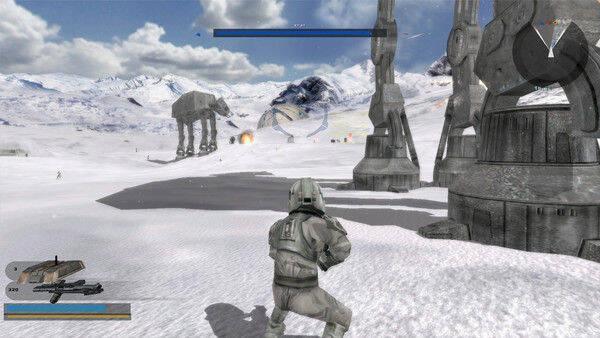 La versión clásica de Star Wars Battlefront II revive sus servidores