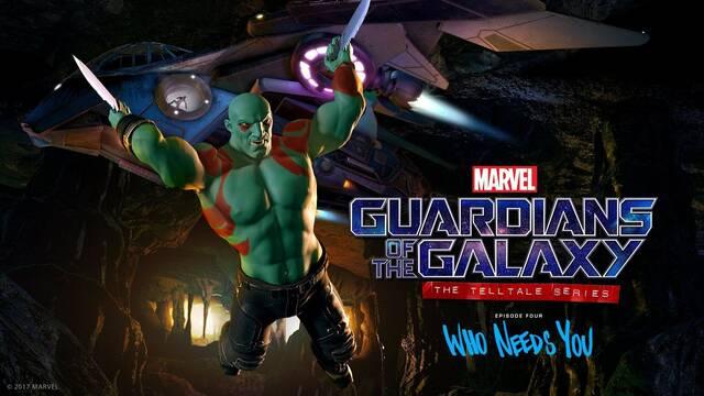 Guardians of the Galaxy: The Telltale Series continúa el 10 de octubre