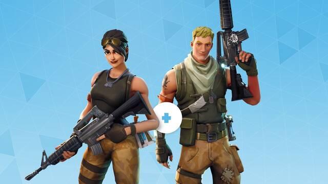 Cómo usar tu cuenta de Fortnite de PS4 en Switch