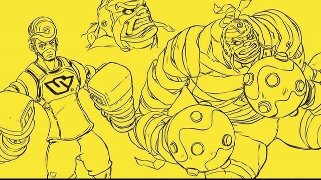 Dark Horse publicará el cómic oficial de ARMS