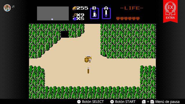 Nintendo Switch Online recibe una edición especial de The Legend of Zelda