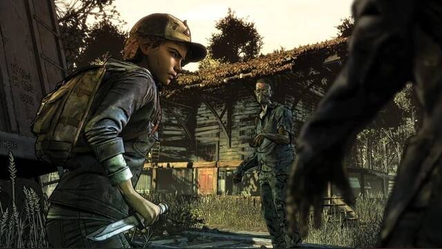 Skybound Games no sabe si podrá mantener al equipo de The Walking Dead