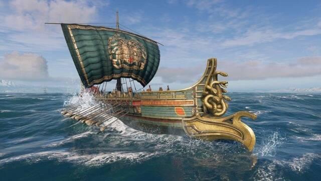 Ubicaciones submarinas en Assassin's Creed Odyssey - Localizacion y mapa