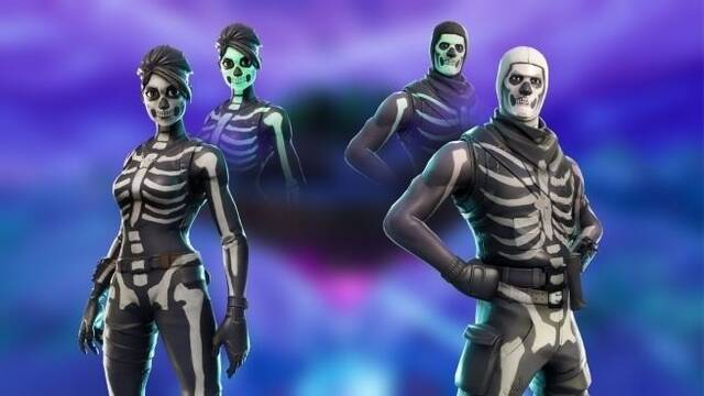 Fortnite Battle Royale: La skin Skull Trooper regresa al juego