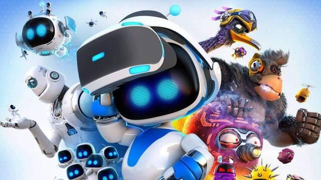 Astro Bot Rescue Mission ya es el juego de realidad virtual mejor valorado