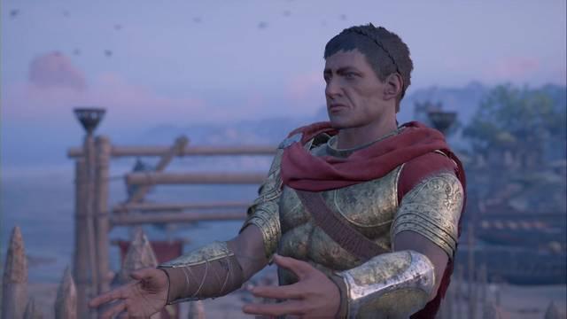 El líder ateniense en Assassin's Creed Odyssey - Misión principal