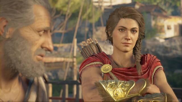 Hacia Fócida en Assassin's Creed Odyssey - Misión principal
