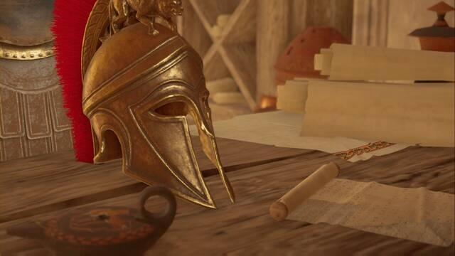 El destino del Lobo en Assassin's Creed Odyssey - Misión principal