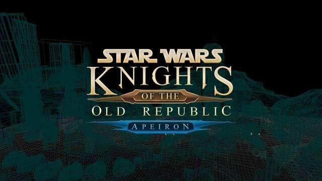 Lucasfilm fuerza el fin del proyecto fan de KOTOR con Unreal Engine 4