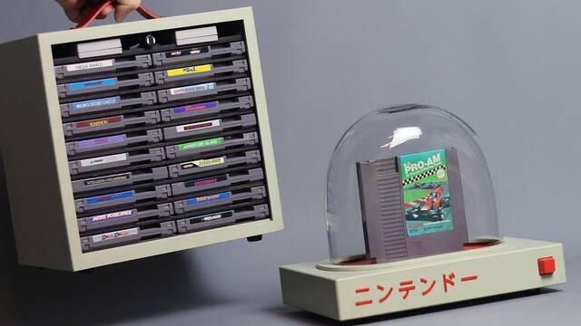 El diseñador sueco Love Hultèn presenta Pyua, una NES muy especial