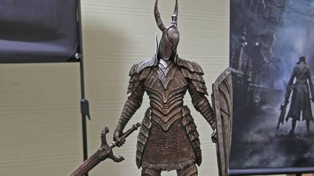 Gecco anuncia una nueva estatua del mítico Caballero Negro de Dark Souls