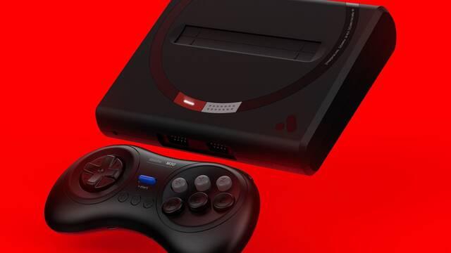 Mega Sg: La consola retro 'premium' para fans de SEGA