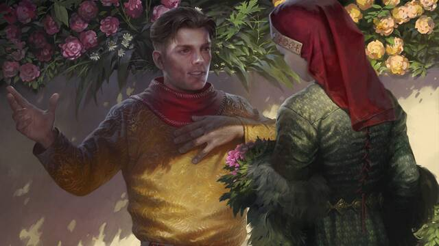 Kingdom Come: Deliverance te permite vivir tu propia aventura amorosa