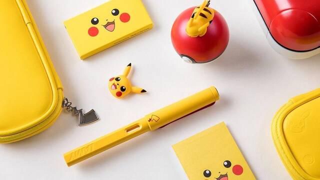 Lamy anuncia una pluma especial de Pikachu