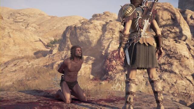 Desplumado en Assassin's Creed Odyssey - Misión secundaria