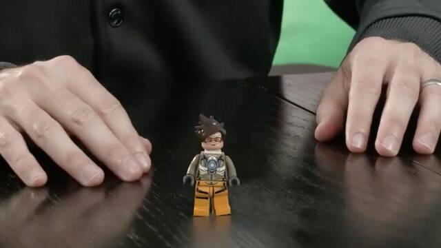 Overwatch presenta su colección de juguetes LEGO