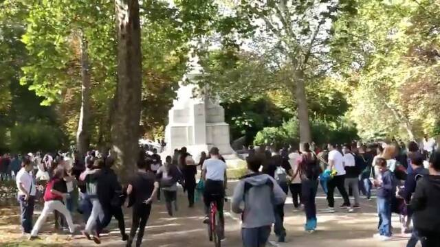Pokémon GO: Estampidas en el parque del Retiro de Madrid por un Pokémon especial
