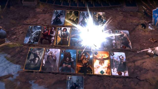CD Projekt muestra cómo se juega a Gwent: The Witcher Card Game