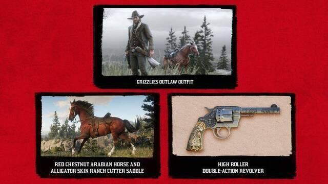 Red Dead Redemption 2 muestra en vídeo su contenido anticipado de PS4