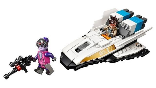 Una cadena de tiendas filtra los sets de LEGO y Overwatch