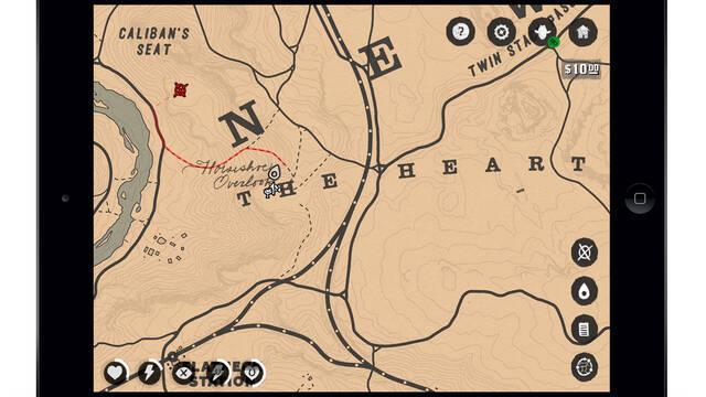 Este viernes se lanza la aplicación de Red Dead Redemption 2