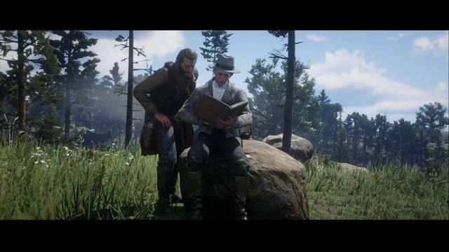 Prestar dinero y otros pecados - Partes I y II en Red Dead Redemption 2 - Misión principal